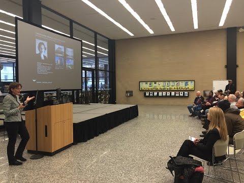 Francine Houben - presentation of Martin Luther King Jr. Library renovation design