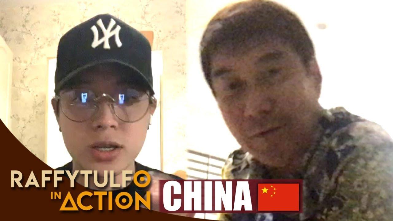 PINOY SA VIRAL VIDEO SA CHINA NAGKWENTO KUNG PAANO AGAD SILANG NAKABANGON SA COVID-19!