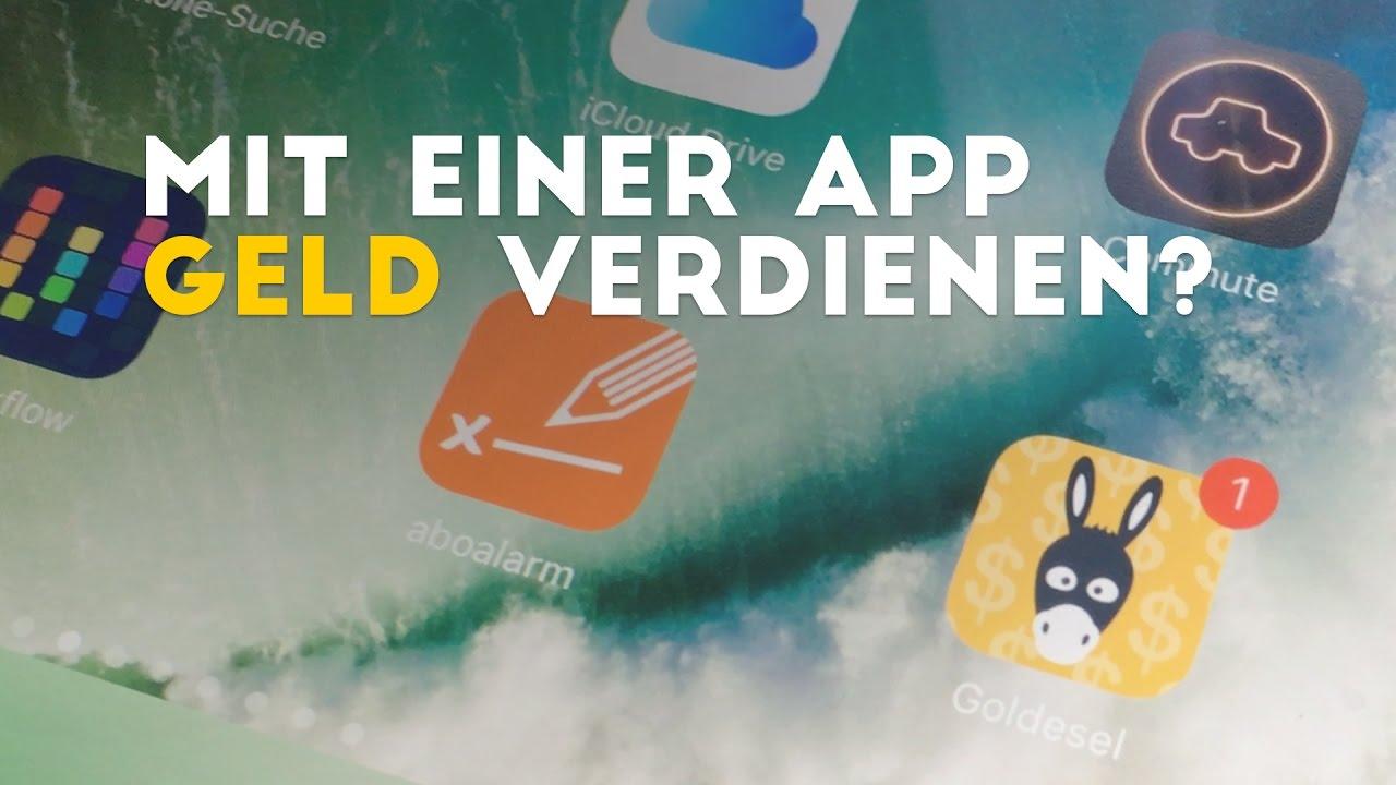 Mit Einer App Geld Verdienen