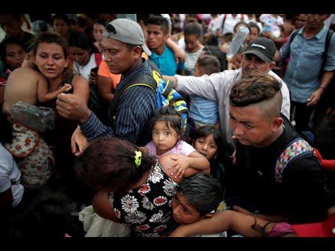 ارتفاع أعداد الأطفال المنفصلين عن ذويهم على حدود المكسيك وأم  - نشر قبل 2 ساعة