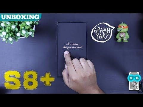 HAPE CHINA PALING MIRIP SAMSUNG GALAXY S8 - UNBOXING