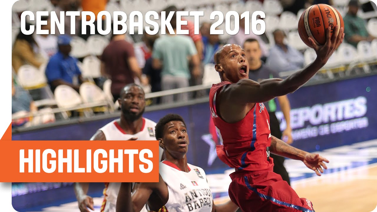 Antigua (ANT) v Puerto Rico (PUR) Game Highlights - Group A
