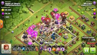Th12 Hitting 6,000 Trophies! - High Level Pushing! - Clash of Clans - Push to 6k Trophies