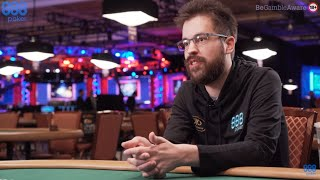 Dom takes on the 100K High Roller at WSOP 2019 | 888poker