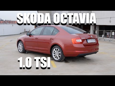 Skoda Octavia 1.0 TSI (ENG) - Test Drive and Review