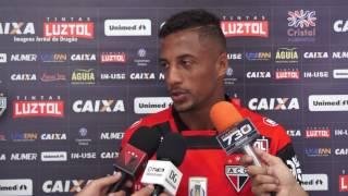 Atlético: Walterson é uma da novidades do Atlético para disputa da Série A
