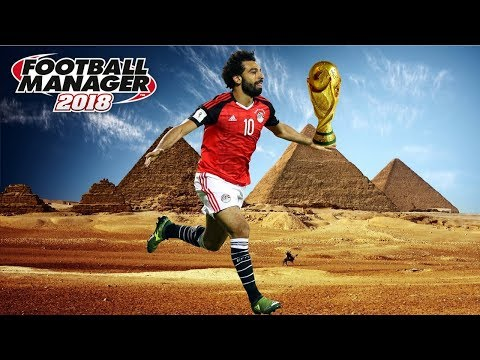 Can Egypt Win the World Cup? | Part 3 | Football Manager 2018 Experiment