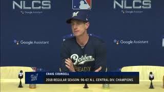 Craig Counsell: