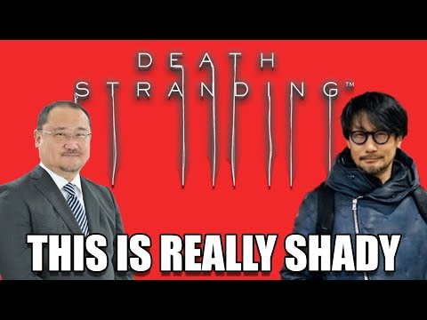 What The Hell Is The Deal With Death Stranding, Famitsu, And Hideo Kojima?