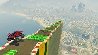 LA RAMPA 100.000% IMPOSIBLE! - CARRERA GTA V ONLINE - GTA 5 ONLINE