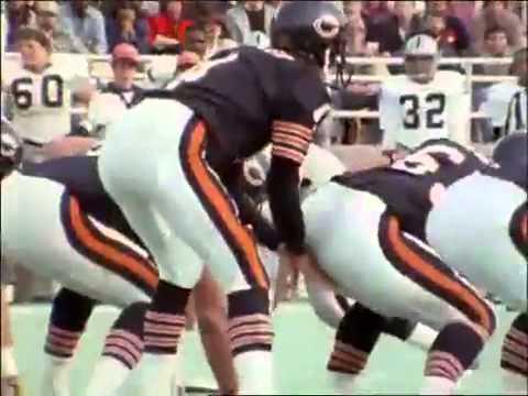 NFL Films Game of the Week- 1984 Raiders/Bears in a Hard Hitting Game