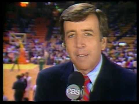 1984 NBA Finals: Celtics at Lakers, Gm 4 part 1/13