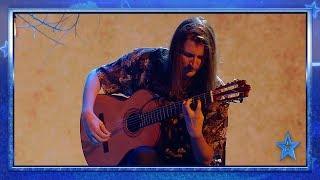 El ARTE con la GUITARRA de RUBÉN JORDÁN SOBRECOGE al JURADO | Semifinal 4 | Got Talent España 2019