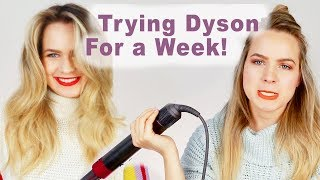 I tried the Dyson Airwrap for a Week (fail!)  Is it Worth $550???