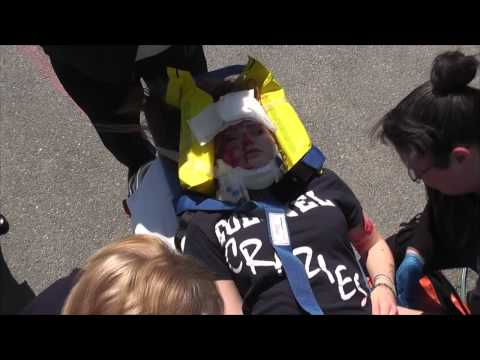 Every 15 Minutes: Magruder High School 2015
