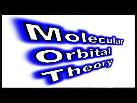 Molecular Orbital Theory I: The Basic Idea