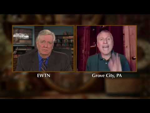 EWTN Bookmark - 2020-10-18 - The Devil and Karl Marx: Communism's Long March of Death, Deception, an