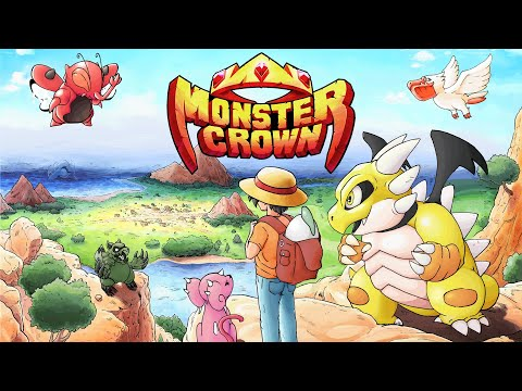 Monster Crown - Early Access Trailer