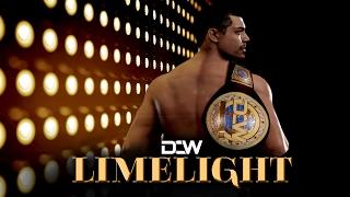 dcw limelight   wwe2k17 universe mode