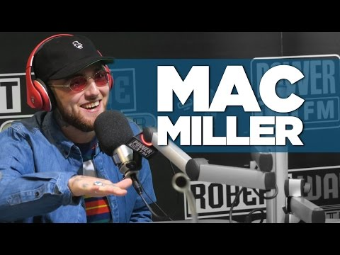 Mac Miller Talks New Album, Love Life With Ariana Grande & More!