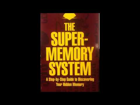 The Super Memory System Pt 5 Audiobook