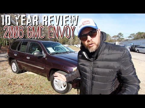 Here's a 2008 GMC Envoy SLT - 10 Year Later Review | For Sale Today $10,880