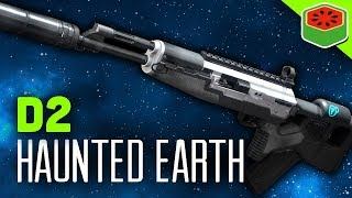 FACTION RALLY WINNER - HAUNTED EARTH | Destiny 2 Gameplay