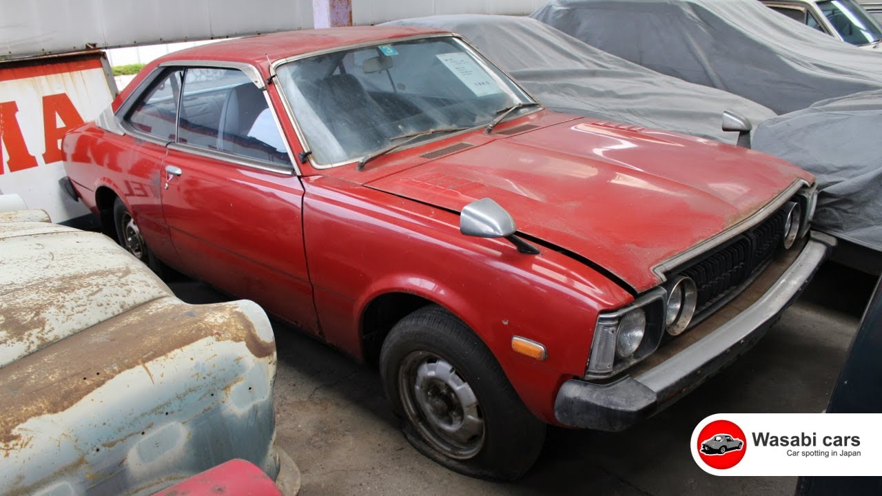 Spotted A 1976 Toyota Corona 2000 Gt Rare Hardtop