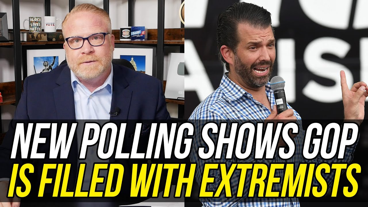 New Internal Polling Clearly Shows a Republican Party Filled with Extremists!