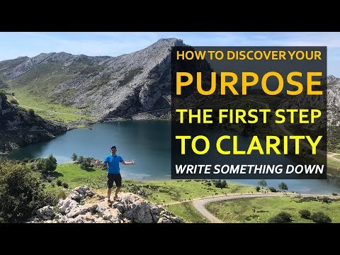 Finding Purpose, step 1 | Conor Neill
