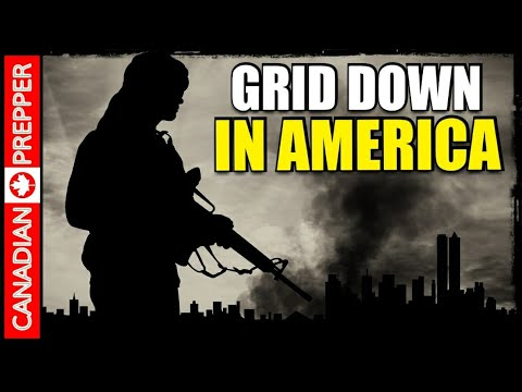 Grid Down: Collapse of Critical Infrastructure (PART 1)