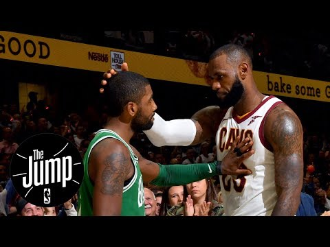 Tracy McGrady thinks Kyrie Irving and LeBron James never had beef | The Jump | ESPN