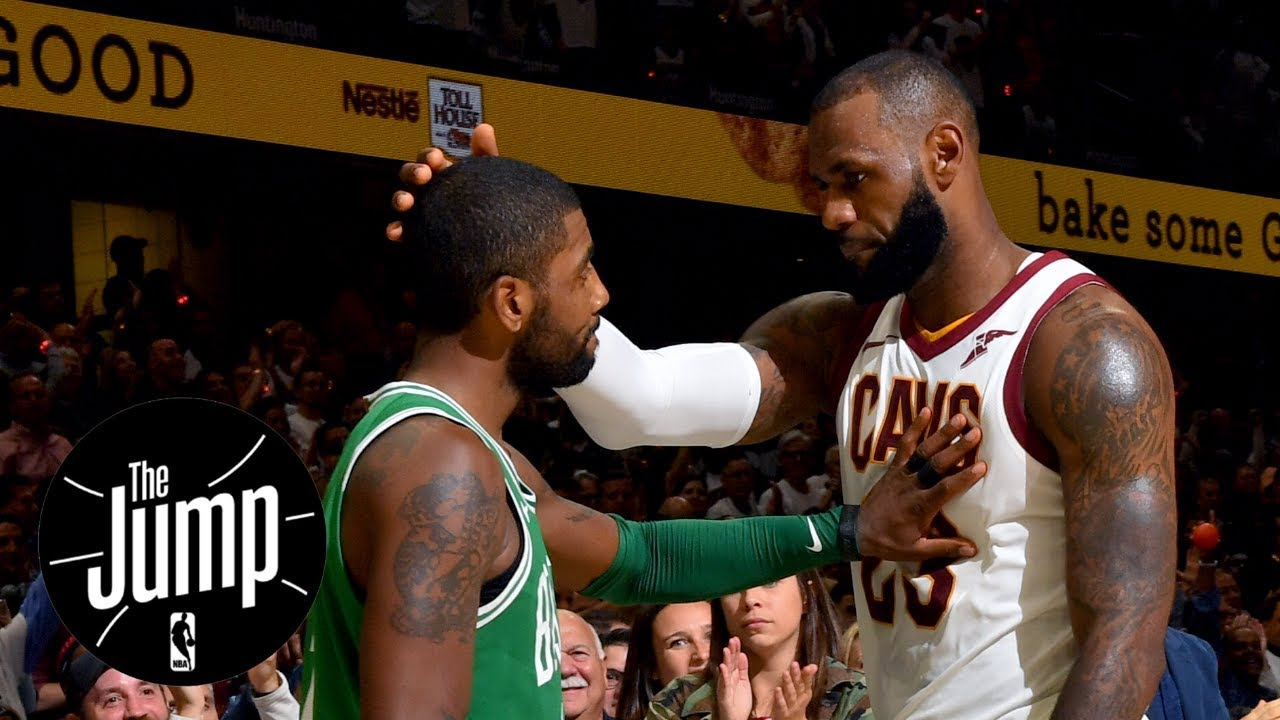 b318e92c2b6 Tracy McGrady thinks Kyrie Irving and LeBron James never had beef ...