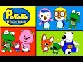 Pororo the Little Penguin Friendship  Coloring Book!