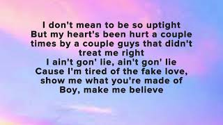 Bebe Rexha - Meant To Be (Lyrics) ft. Florida Georgia Line