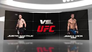 Justin Gaethje vs James Vick Fight Recap Fight Night Lincoln Nebraska
