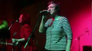 "The Raincoats - ""No Side to Fall In"" live at MOCAD"