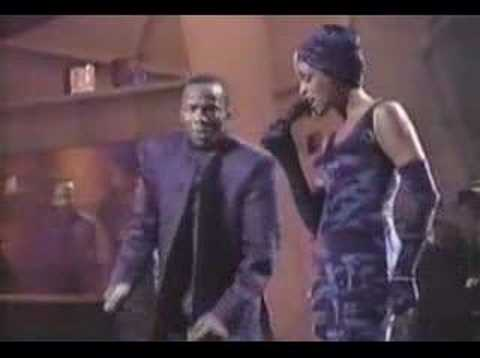 "Whitney Houston and Bobby Brown ""Something in Common"""