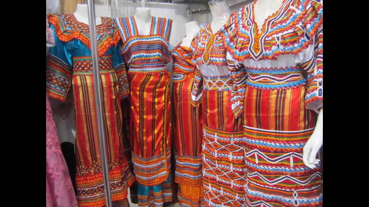 Centre Commercial Taiba Boutique El Andalousse Youtube