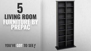 Video Top 10 Prepac Living Room Furniture [2018]: Prepac Black Double Media (DVD,CD,Games) Storage Tower download MP3, 3GP, MP4, WEBM, AVI, FLV Mei 2018