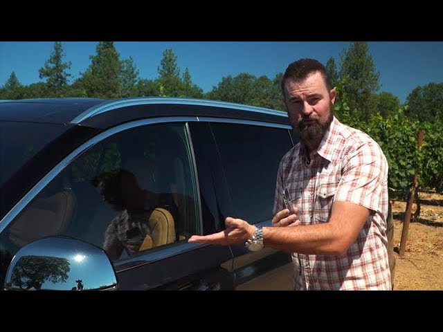 First Look Lincoln Aviator And Phone As A Key Technology Youtube