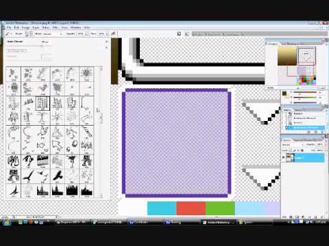 Rpg Maker Vx Title Screen And Window Skin Tutorial Youtube