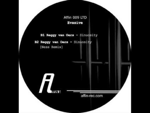 Reggy Van Oers   Sinuosity   Ness remix