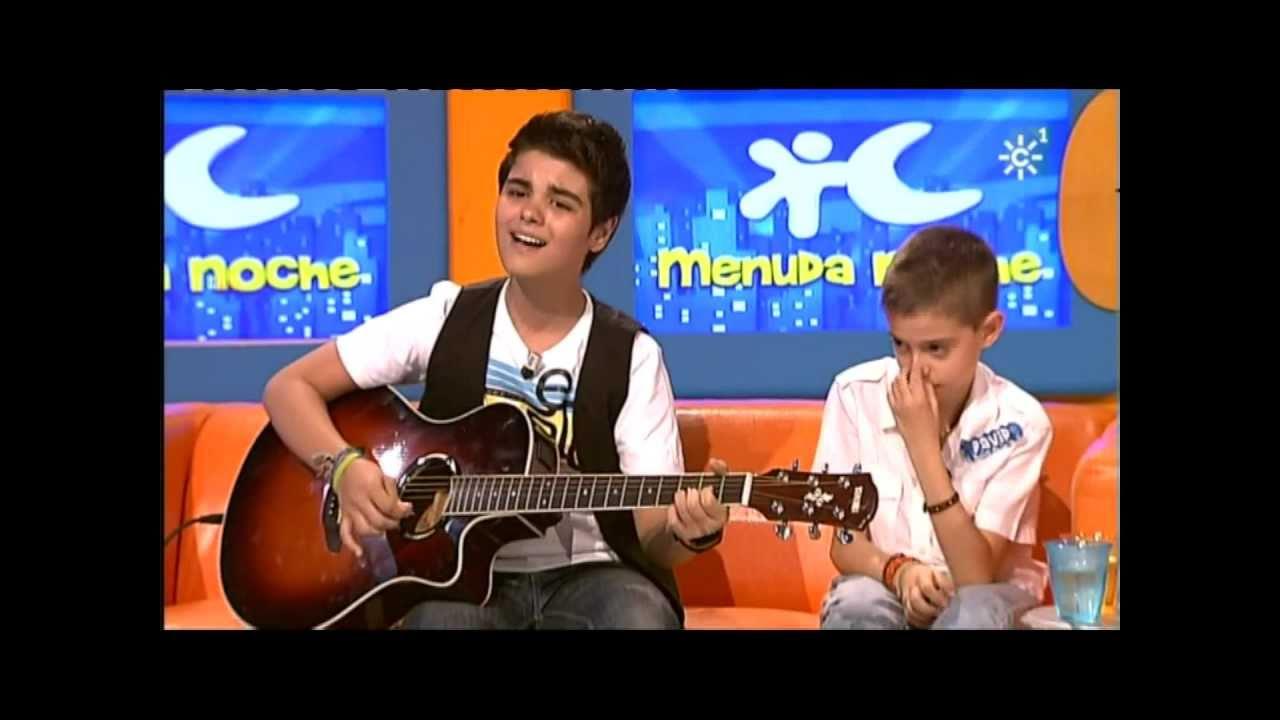Abraham Mateo Y David Yo No Me Doy Por Vencido Luis Fonsi Menuda Noche Youtube