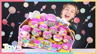 픽미팝스 서프라이즈 막대사탕 싱글팩 향기나는 인형 랜덤 뽑기 놀이 시리즈 1탄 l 캐리와장난감친구들
