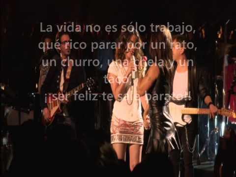 Quítatelo Alejandra Guzman Ft Beatriz Luengo Letra Youtube