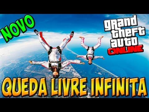 Download] GTA V ONLINE QUEDA LIVRE INFINITA INSANO MONSTRO