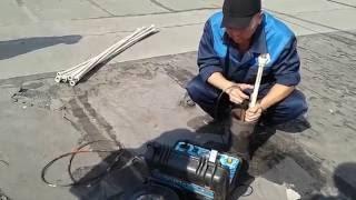 ГКП Горводоканал - отключение канализации должникам за воду в городе Экибастузе