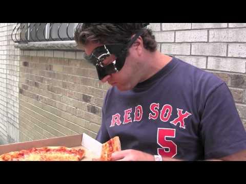 Barstool Pizza Review - Push Cart
