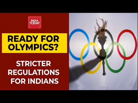 Olympic Games: Japan Imposes Strict Regulations On India, No Interaction Allowed For First 3 Days